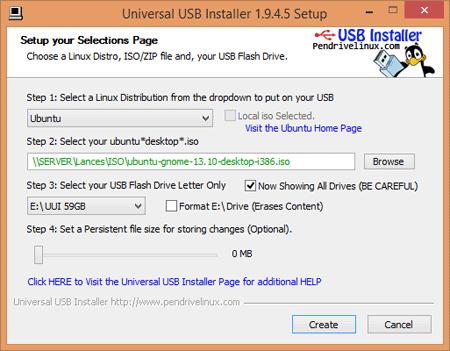 usb-installer